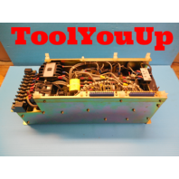 FANUC A06B - 6050 - H005 VELOCITY CONTROL UNIT ELECTRONICS