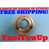 "2"" 18 NS THREAD RING GAGE 2.0 GO ONLY P.D. = 1.9639 INSPECTION TOOLING TOOLS"
