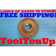 1/8 27 NPT L1 PIPE THREAD RING GAGE .125 ANPT ALTERNATIVE INSPECTION TOOLING