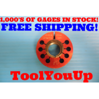 13/16 16 UN 2A THREAD RING GAGE .8125 NO GO ONLY P.D. = .7655 INSPECTION TOOLING