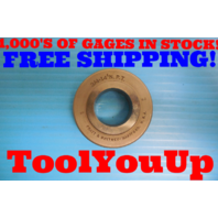 3/4 14 ANPT 6-STEP TRUNCATION PIPE THREAD RING GAGE .75 NPT ALTERNATIVE TOOLING