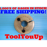 3/4 16 UNF 2A THREAD RING GAGE .75 NO GO ONLY P.D. = .7029 INSPECTION TOOLING