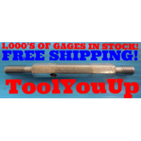 BUDGET PRICE M10 X 1 6H METRIC THREAD PLUG GAGE 10.0 GO NO GO P.D.S .3681 .3740