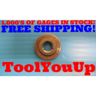 1/4 - 18 NPT L1 PIPE THREAD RING GAGE L-1 .250 N.P.T. INSPECTION TOOLING TOOLS