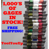 30 PC SMOOTH PIN PLUG GAGE LOT .5 .625 UNDER AND OVER SIZE GO NO GO 29 SIZES