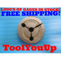 1/4 32 NS THREAD RING GAGE .250 NO GO ONLY P.D. = .2240 INSPECTION QUALITY TOOLS
