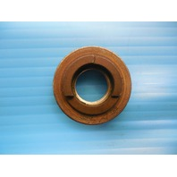 1/2 14 NPTF L2 3 STEP PIPE THREAD RING GAGE .5 N.P.T.F. L-2 INSPECTION TOOLING