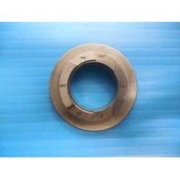 3/4 - 14 NPTF 6 STEP TRUNCATION PIPE THREAD RING GAGE .75 N.P.T.F. INSPECTION