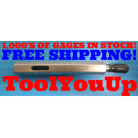 1/4 28 UNF 3B THREAD PLUG GAGE .250 NO GO ONLY P.D. = .2300 INSPECTION TOOLING