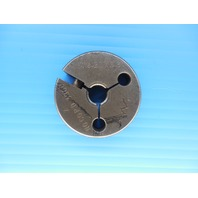 7/16 20 NS 3 THREAD RING GAGE .4375 NO GO ONLY P.D. = .3960 INSPECTION TOOLING