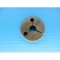 1/2 13 UNC 3A THREAD RING GAGE .5 NO GO ONLY P.D. = .4463 INSPECTION QUALITY