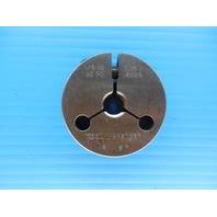1/4 18 NPSM PIPE THREAD RING GAGE .25 N.P.S.M. GO ONLY P.D. = .4899