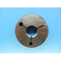 1.173 18 AN 3A THREAD RING GAGE GO ONLY P.D. = 1.1369 INSPECTION TOOLING TOOLS