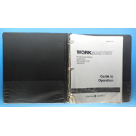 WORKMASTER PROGRAMMABLE CONTROL INFORMATION CENTER GUIDE TO OPERATION MANUAL