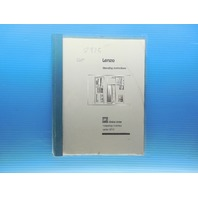LENZE OPERATING INSTRUCTIONS GLOBAL DRIVE FREQUENCY INVERTERS SERIES 8210 MANUAL