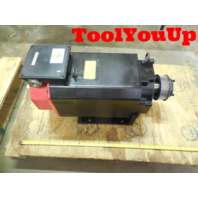 A06B - 1511 - B200 FANUC NO. C052K1893 AC SPINDLE MOTOR 3 PHASE 4 POLE ELECTRIC
