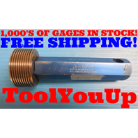 1 7/8 12 ACME 5C THREAD PLUG GAGE NO GO ONLY 1.875 P.D.= 1.8469 INSPECTION TOOLS