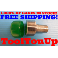 1 1/2 12 UNJF 3B THREAD PLUG GAGE 1.50 NO GO ONLY P.D. = 1.4522 INSPECTION TOOLS