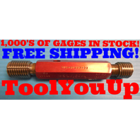 3/4 10 UNS 3B STI HELICOIL THREAD PLUG GAGE .750 GO NO GO P.D.'S = .8149 & .8196