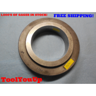 4.3314 CLASS X SMOOTH BORE RING GAGE 4 5/16 4.3125 + .0189 OVERSIZE INSPECTION