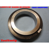 4.6467 CLASS Y  MASTER SMOOTH BORE RING GAGE 4 5/8 4.6250 + .0217 OVERSIZE TOOL