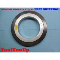 5.658 CLASS X  MASTER SMOOTH BORE RING GAGE 5 5/8 5.625 + .033 OVERSIZE TOOLING