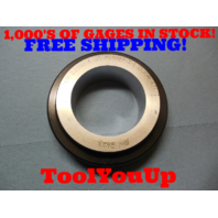 3.2100 CLASS X  MASTER SMOOTH BORE RING GAGE 3.2187 - .0087 UNDERSIZE TOOLING