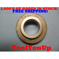 2.182 CLASS X SMOOTH PLAIN BORE RING GAGE 2 3/16 2.1875 - .0035 UNDERSIZE TOOL
