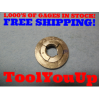 1/4 18 ANPT L1  3 STEP PIPE THREAD RING GAGE .250 A.N.PT. L-1 INSPECTION TOOLS