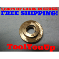 1/4 18 NPT L2 3 STEP PIPE THREAD RING GAGE .250 N.PT. L-2 INSPECTION TOOLS TOOL