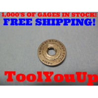 1/8 27  ANPT L1 3 STEP PIPE THREAD RING GAGE .125 L-1 A.N.P.T. INSPECTION TOOLS