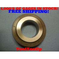 1 1/2 11 1/2 ANPT PLAIN TAPER  RING GAGE FOR CALIBRATING SIX STEP PLUG GAGE