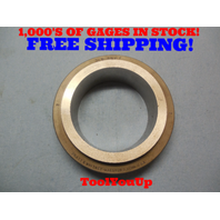 """3"""" 8 ANPT PLAIN TAPER RING GAGE FOR CALIBRATING SIX STEP PLUG GAGE TOOLING TOOL"""