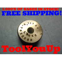 .312 SMOOTH BORE RING GAGE .32150 - .00050 UNDERSIZE 5/16 TOOLING INSPECTION