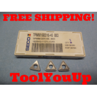 3 PCS NEW SECO TPMM 324 160316 883 182545 - 1121 CARBIDE INSERTS CNC LATHE MILL