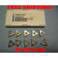 10 PCS NEW SECO TPMM 220416 46 370 434 4262364036 / 811 CARBIDE INSERTS CNC MILL