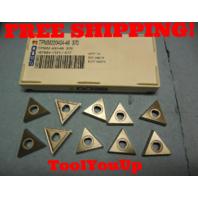 10 PCS NEW SECO TPMM 220404 - 46 370 431 167854 - 1121 / 417 CARBIDE INSERTS CNC MILL