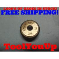 .3188 CLASS XX SMOOTH PLAIN BORE RING GAGE .3125 + .0063 OVERSIZE 5/16 TOOL