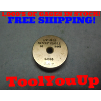 3/8 16 NC 2 & 3 THREAD RING GAGE .375 16.0 INSPECTION TOOL QUALITY CONTROL