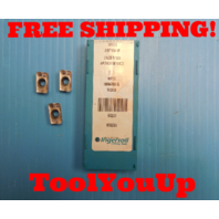 3 PCS NEW INGERSOLL APKT 160416 R IN 1030 5802531 INSERTS CNC LATHE CNC MILL