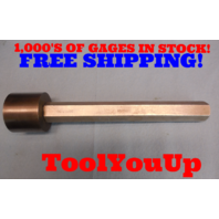 2 1/2 SMOOTH PIN PLUG GAGE 2.5000 EXTRA LONG HANDLE ON SIZE TOOL INSPECTION TOOLING
