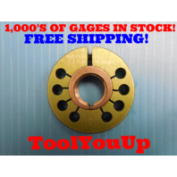 M20 X 1.5 6g METRIC THREAD RING GAGES 20.0 1.50 GO ONLY P.D. = 18.994 TOOLING