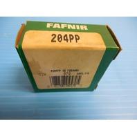 NEW IN BOX FAFNIR 204PP SINGLE ROW RADIAL BALL BEARING THE TORRINGTON COMPANY