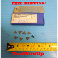 8 PCS NEW SUMITOMO ELECTRIC TPGN 090204 INSERTS T12A MILLING TURNING