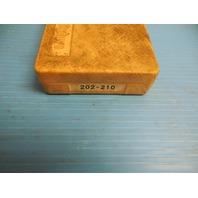 "MITUTOYO 202 - 210  1 - 3"" MICROMETER .0001 GRADUATION LOCK & RATCHET MACHINIST"