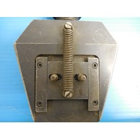 """TENSIL TESTER CLAMP / PULLER 1 1/4"""" DIA ARBOR SHANK ADJUSTABLE WITH SPRING"""