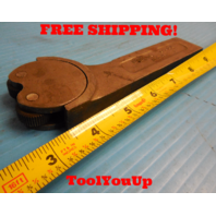 """WILLIAMS 1/2"""" X 1 1/8"""" TALL LATHE KNURLING TOOL SELF CENTERING SOUTHBEND LATHE"""