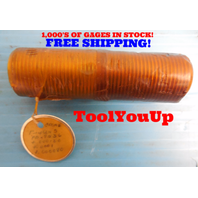 """1"""" 14 UNS THREAD PLUG GAGE 1.00 GO ONLY P.D. = .9536 REVERSIBLE STYLE TOOLING"""