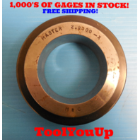 2.9000 CLASS X SMOOTH PLAIN BORE RING GAGE 2.875 OVERSIZE DIAL BORE MACHINE SHOP