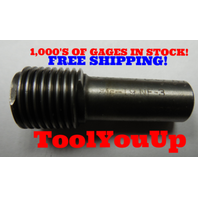 9/16 18 NF 3 THREAD PLUG GAGE .5625 NO GO ONLY PD = .5294 TAPERLOCK DESIGN TOOL